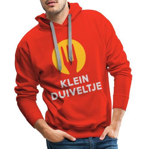 Klein duiveltje - Belgium - Belgie - Sweat-shirt à capuche Premium pour hommes