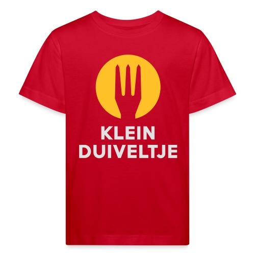 Klein duiveltje - Belgium - Belgie - T-shirt bio Enfant