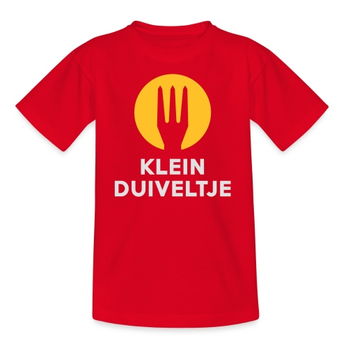 Klein duiveltje - Belgium - Belgie - T-shirt Ado