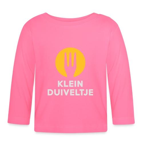 Klein duiveltje - Belgium - Belgie - T-shirt manches longues Bébé