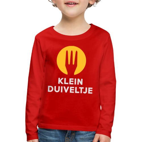 Klein duiveltje - Belgium - Belgie - T-shirt manches longues Premium Enfant