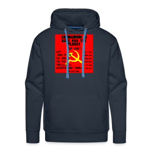 Communism Is Good For You - Men's Premium Hoodie
