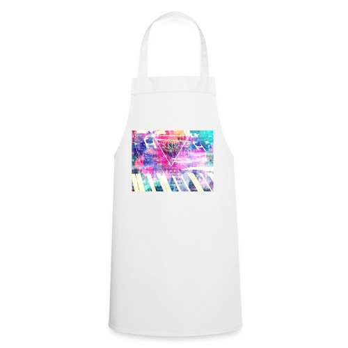 RBMC Bass 001 - Boys Tee White - Cooking Apron
