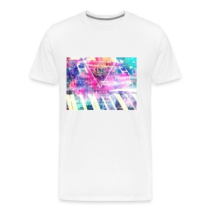 RBMC Bass 001 - Boys Tee White - Men's Premium T-Shirt