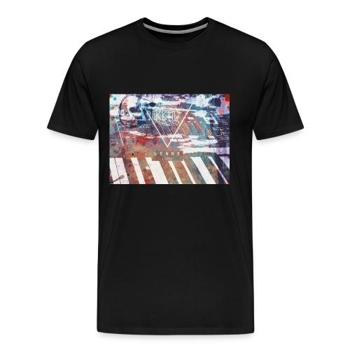 RBMC Bass 001 - Boys Tee Black - Men's Premium T-Shirt