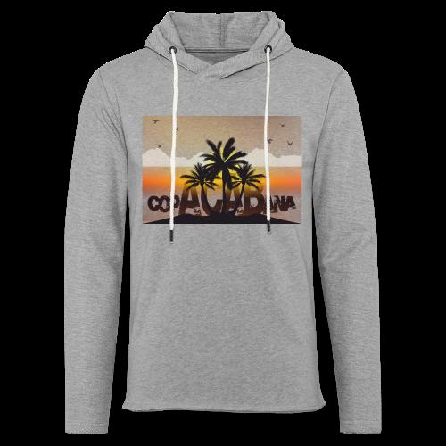copACABana - Leichtes Kapuzensweatshirt Unisex