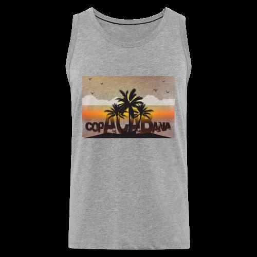 copACABana - Männer Premium Tank Top