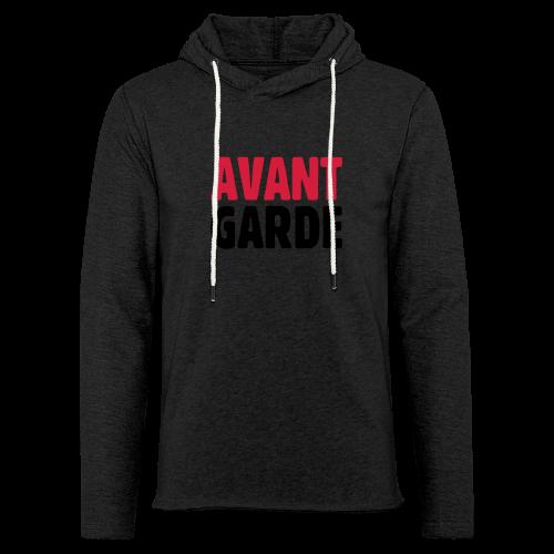 Avantgarde T-Shirt - Leichtes Kapuzensweatshirt Unisex