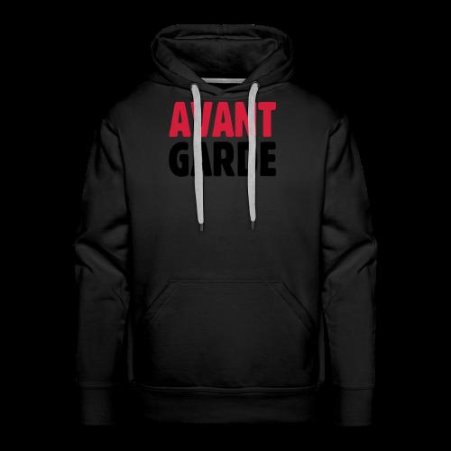 Avantgarde T-Shirt - Männer Premium Hoodie