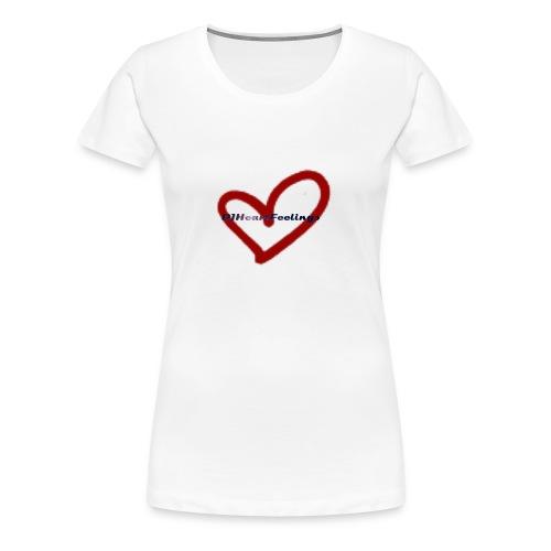 DJHeartFeelings - Teddy - Frauen Premium T-Shirt