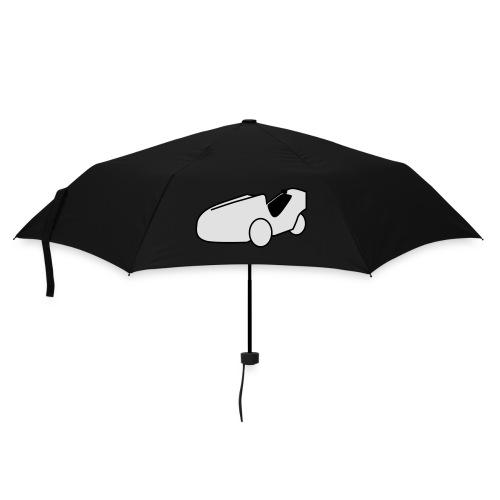 Alleweder A6 2-farbig - Regenschirm (klein)