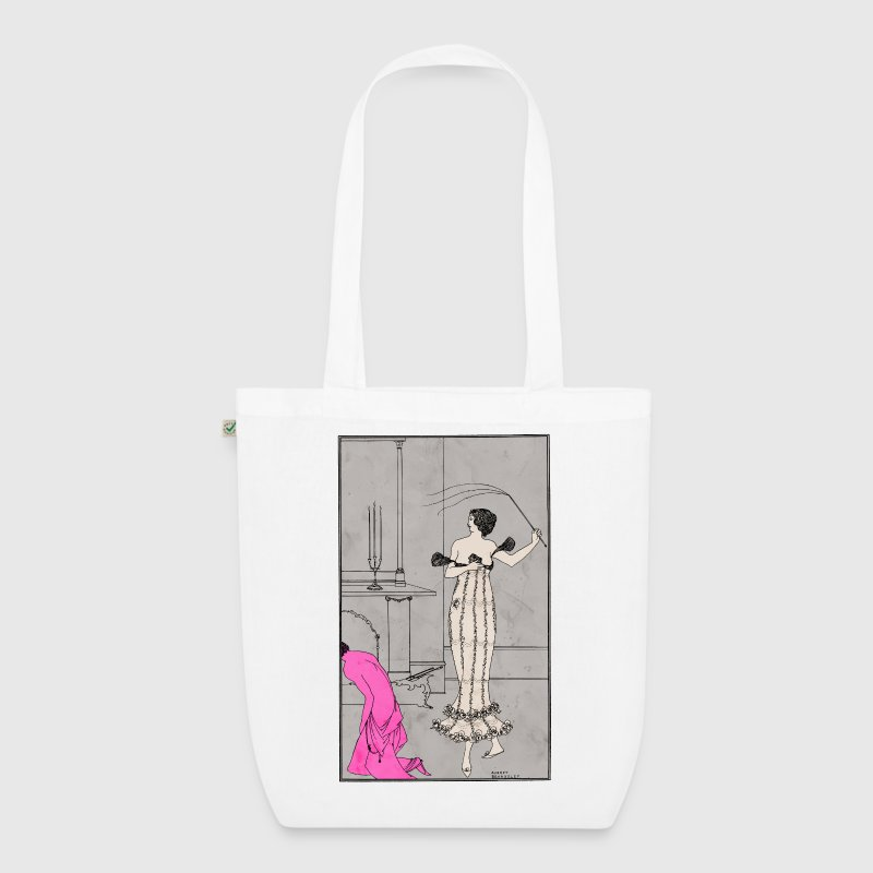 Sadism & Masochism | by Aubrey Beardsley - EarthPositive Tote Bag