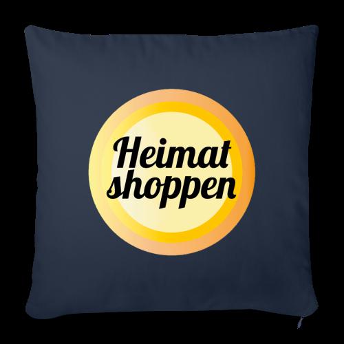 Heimat shoppen - Sofakissenbezug 44 x 44 cm