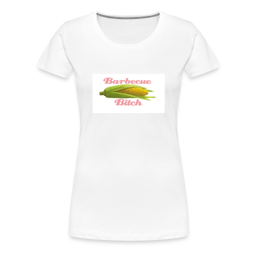Barbecue Bitch - Frauen Premium T-Shirt