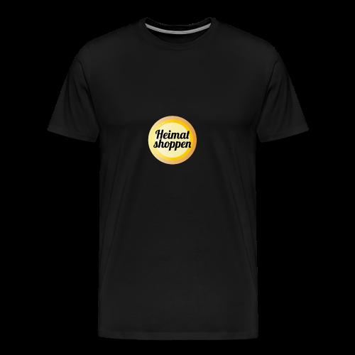Heimat shoppen - Männer Premium T-Shirt