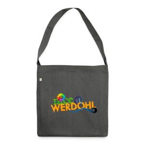 Nice at Werdohl - Schultertasche aus Recycling-Material