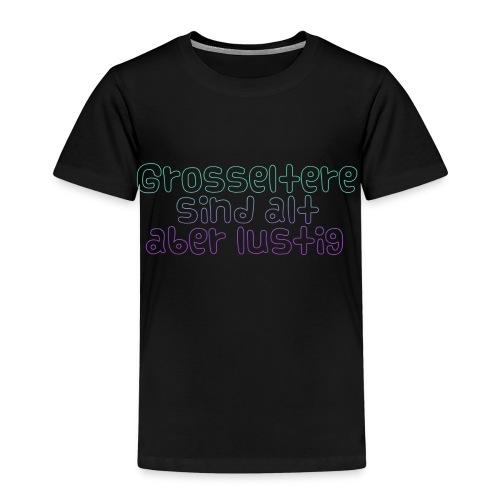 Body Baby - Kinder Premium T-Shirt