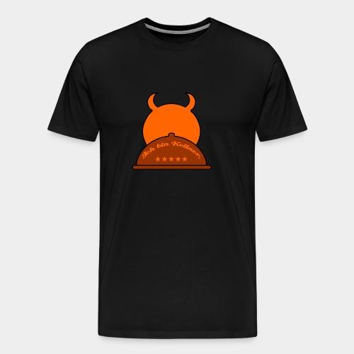 Ich bin Kellner (2016) - Männer Premium T-Shirt