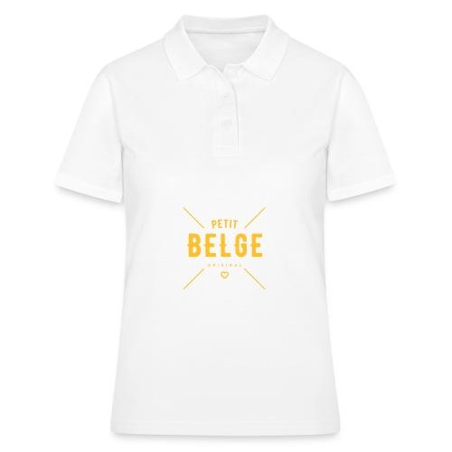 petit Belge - Belgium - België - Women's Polo Shirt