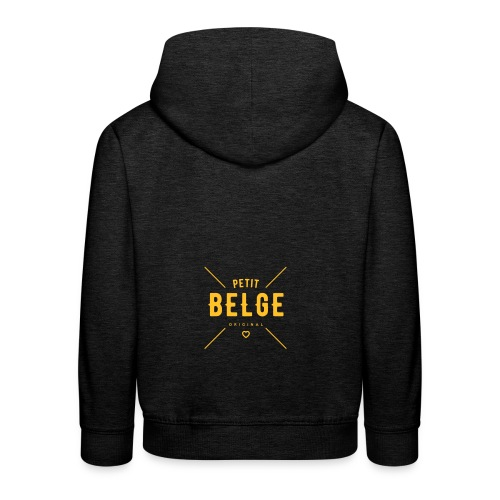 petit Belge - Belgium - België - Pull à capuche Premium Enfant
