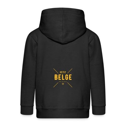 petit Belge - Belgium - België - Veste à capuche Premium Enfant