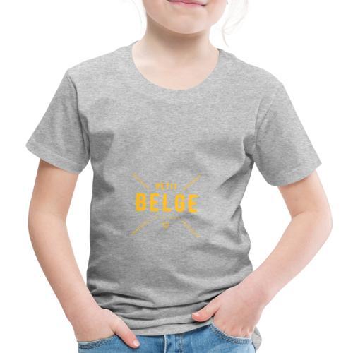 petit Belge - Belgium - België - T-shirt Premium Enfant