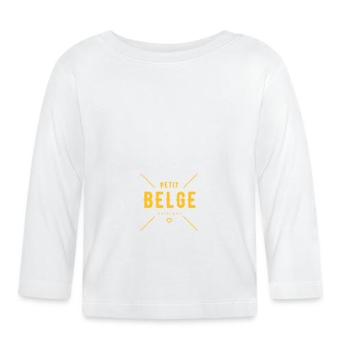 petit Belge - Belgium - België - T-shirt manches longues Bébé