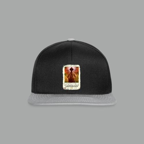 Revenge of Kali Poster, Grunge - Snapback Cap