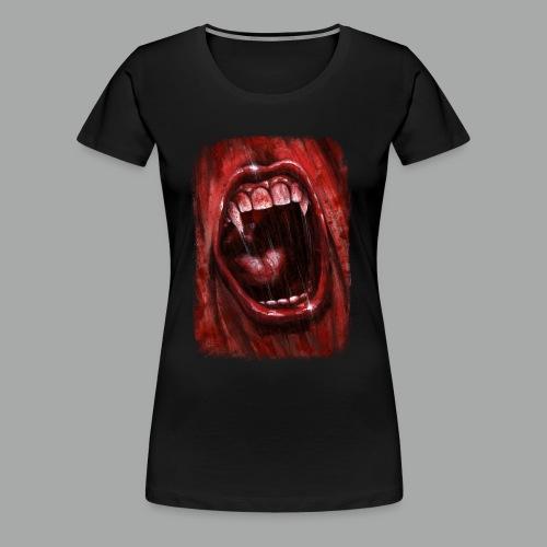 Blutlust - Frauen Premium T-Shirt