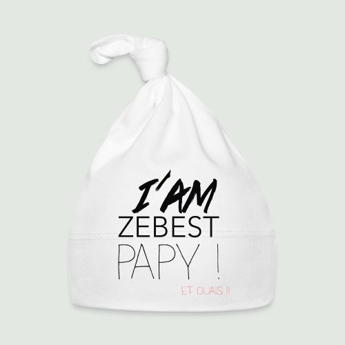 Ze best PAPY ! - Bonnet Bébé