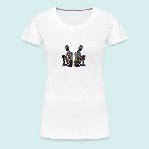 Essence of togetherness - Women's Premium T-Shirt