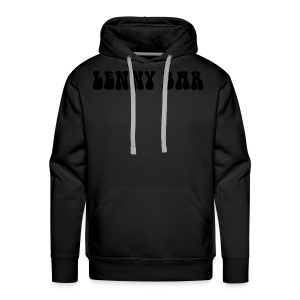 Lenny Bar (neon rose) - Men's Premium Hoodie