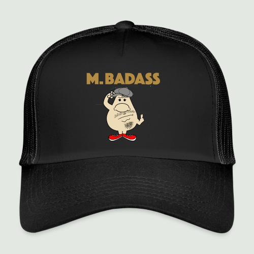 Mr Badass - Trucker Cap