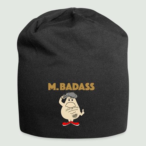 Mr Badass - Bonnet en jersey
