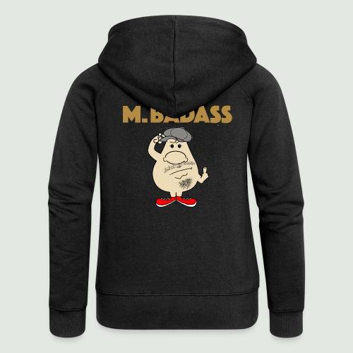Mr Badass - Veste à capuche Premium Femme
