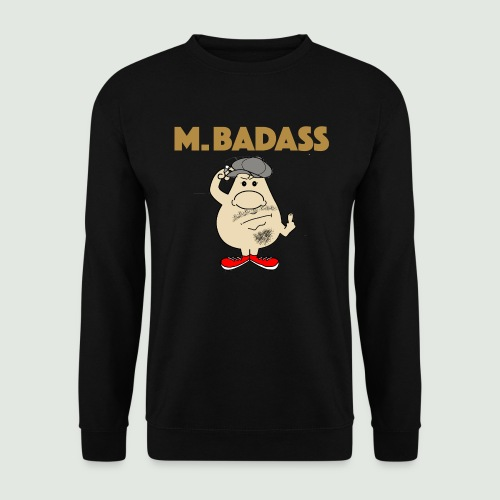 Mr Badass - Sweat-shirt Homme