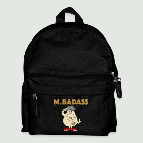 Mr Badass - Sac à dos Enfant