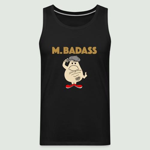 Mr Badass - Débardeur Premium Homme