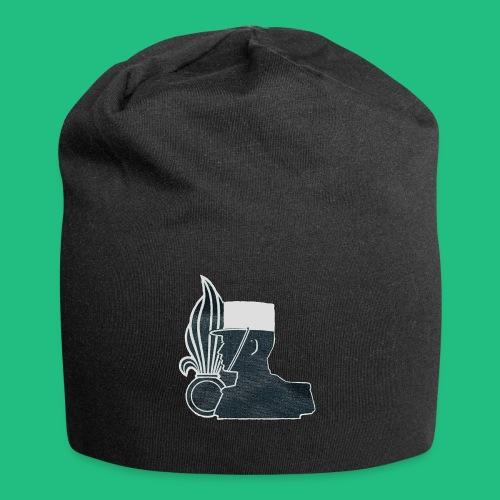 légionnaire flamme et képi blanc - Bonnet en jersey