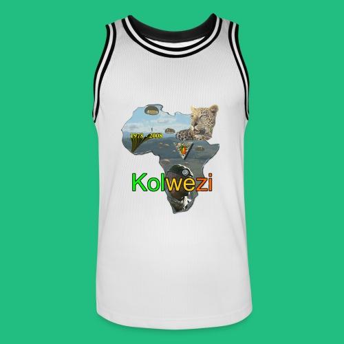 Kolwezi 2e REP - Maillot de basket Homme