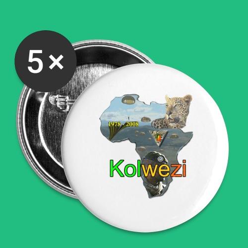 Kolwezi 2e REP - Badge grand 56 mm