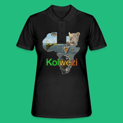 Kolwezi 2e REP - Women's Polo Shirt