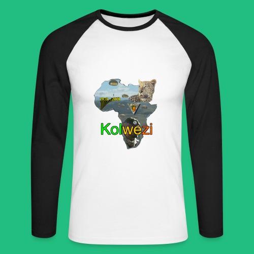 Kolwezi 2e REP - T-shirt baseball manches longues Homme