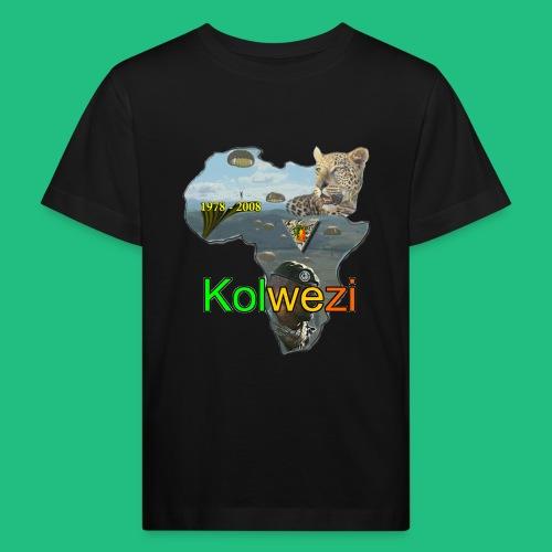 Kolwezi 2e REP - T-shirt bio Enfant