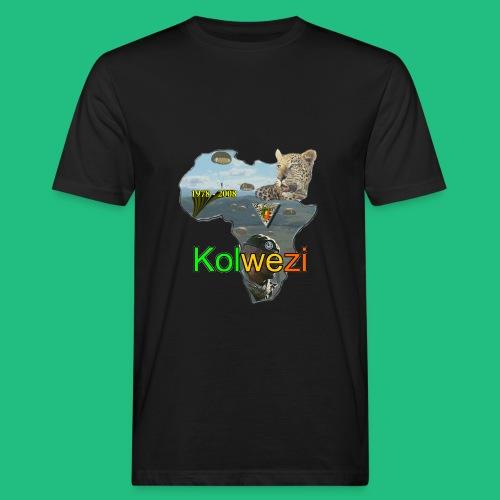 Kolwezi 2e REP - T-shirt bio Homme