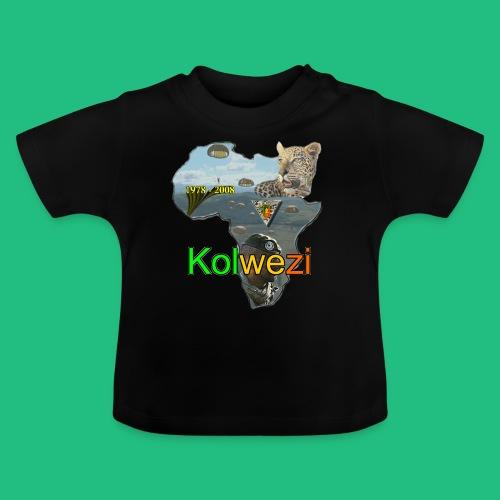 Kolwezi 2e REP - T-shirt Bébé