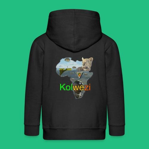 Kolwezi 2e REP - Veste à capuche Premium Enfant