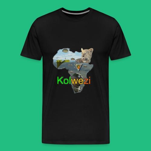 Kolwezi 2e REP - T-shirt Premium Homme