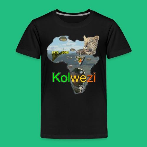 Kolwezi 2e REP - T-shirt Premium Enfant