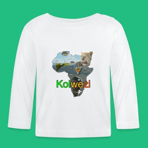 Kolwezi 2e REP - T-shirt manches longues Bébé